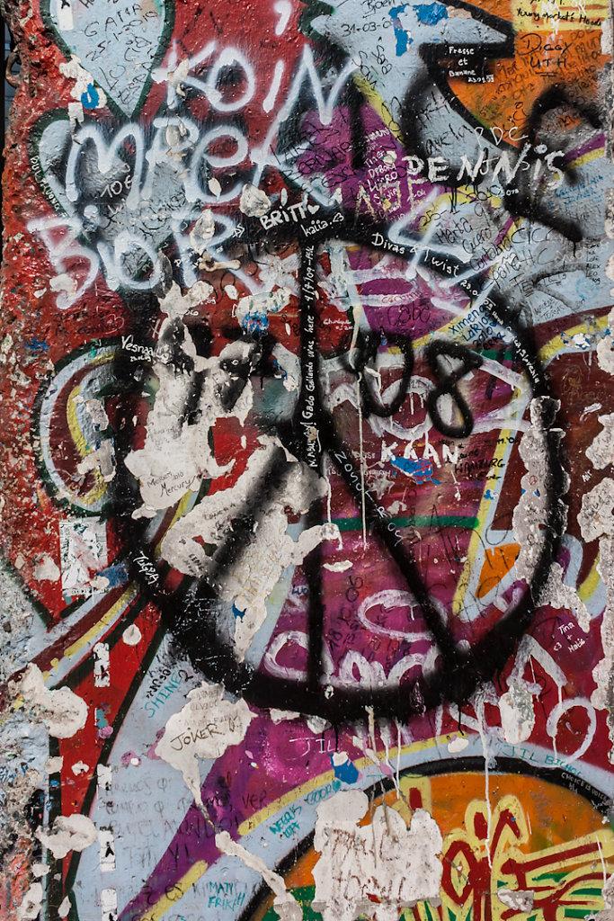 Mauer Graffiti II